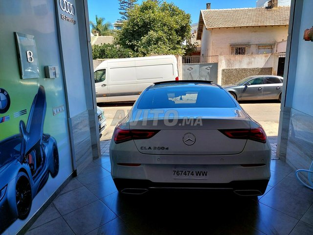 Mercedes CLA 200d pack AMG - 3