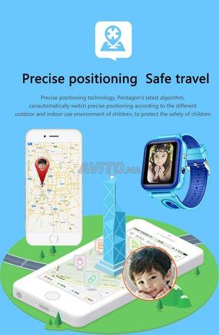 Montre GPS pour enfant ROSE - 1