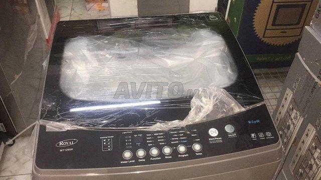 Macine a laver 12kg la marque royal automatique - 2