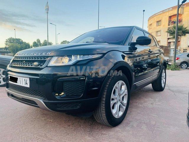 Range Rover évoque  - 6