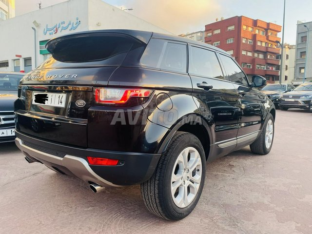 Range Rover évoque  - 4