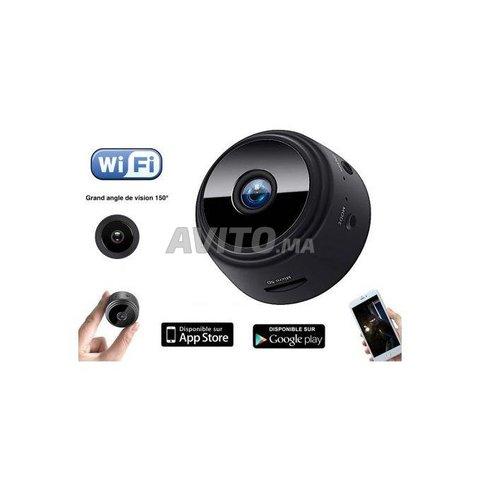 Caméra wifi mini - HD - A9 livraison casa - 4