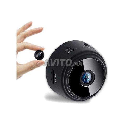 Caméra wifi mini - HD - A9 livraison casa - 5