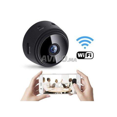 Caméra wifi mini - HD - A9 livraison casa - 1