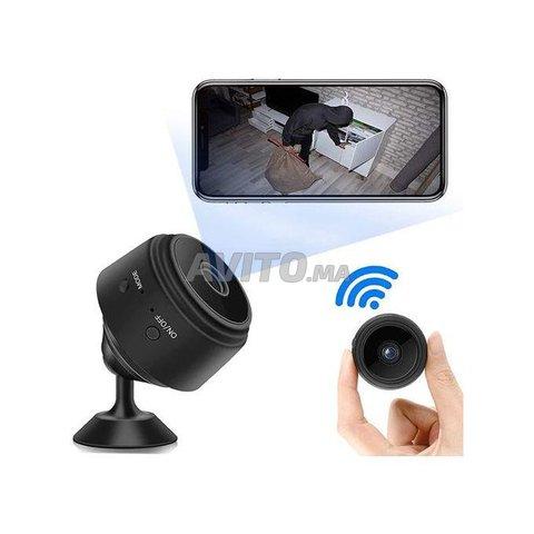 Caméra wifi mini - HD - A9 livraison casa - 6