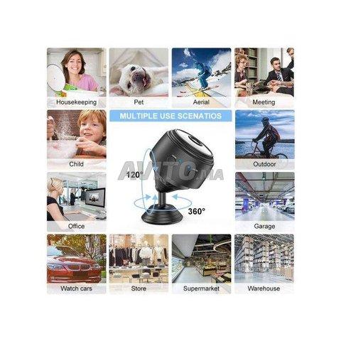 Caméra wifi mini - HD - A9 livraison casa - 2
