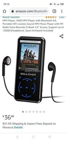 MP3 player - 1