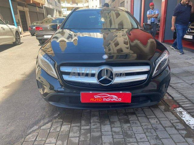 Mercedes-benz GLA - 2
