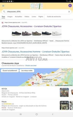 chaussures sport - 1