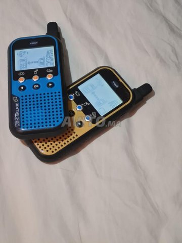 kidi talkie walkie vtech - 1