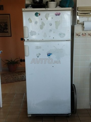 Frigidaire refrigerateur Whirlpool - 1