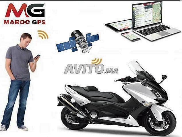 Gps pour moto la géolocalisation à distanc - 1
