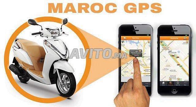 Gps pour moto la géolocalisation à distanc - 2