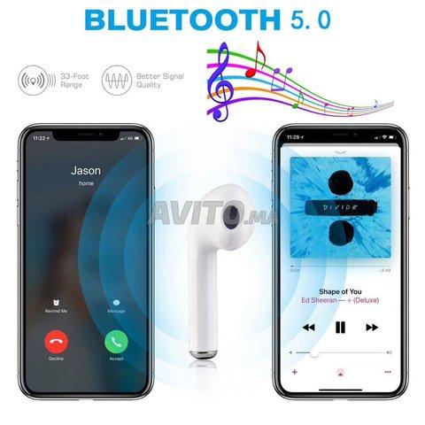 ecouteurs sans fil bluetooth i7 tws - 3