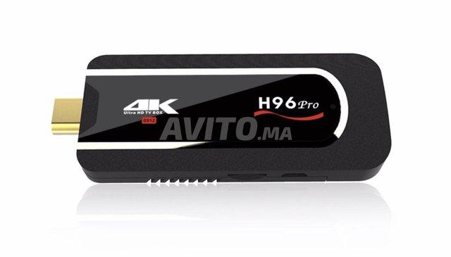 H96 Pro 4K Mini PC - 1