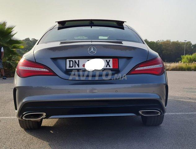 Mercedes-Benz CLA pack AMG - 3