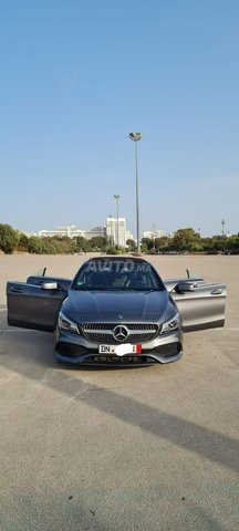 Mercedes-Benz CLA pack AMG - 1