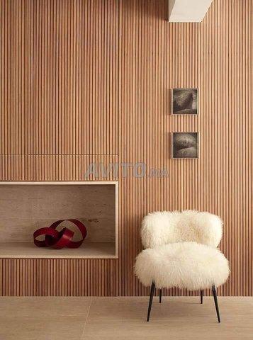 Meubles TV Separateurs d'espaces habillage mural - 5