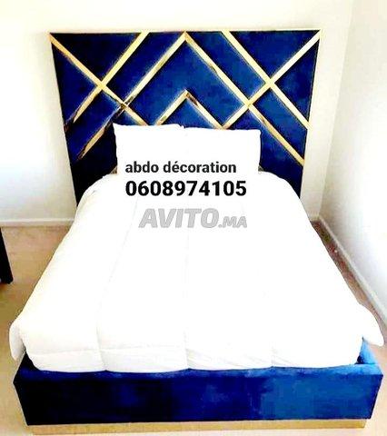 Chambre a coucher en simili disponible - 1