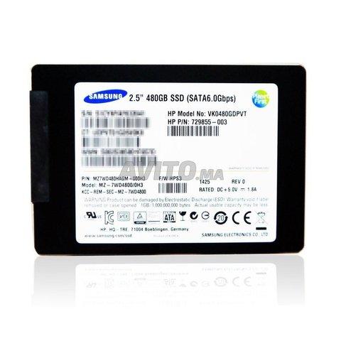 SSD Samsung Enterprise Series SATA3 480GB NeW - 6