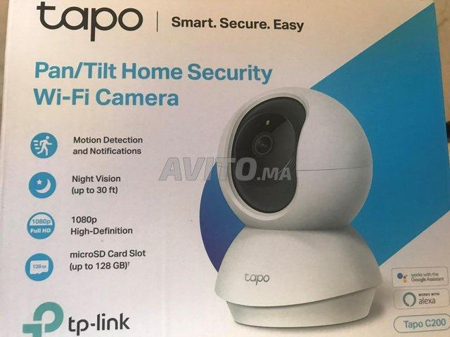 TP-Link Tapo Caméra WiFi  C200  1080P - 1