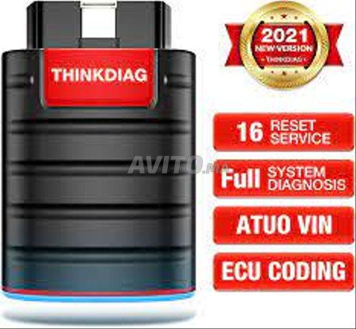 Thinkdiag diagnostic scanner - 2