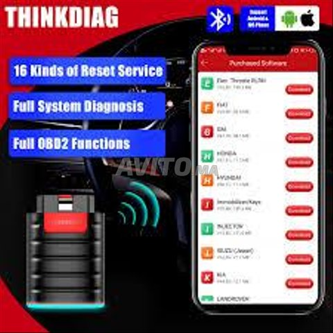 Thinkdiag diagnostic scanner - 4