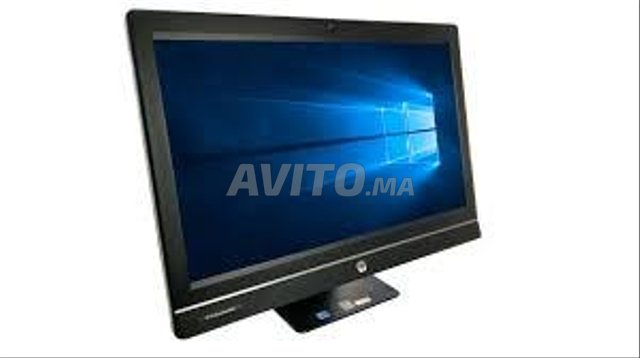 LOT DES PC HP Compaq Elite 8300 AIO TACTILE I5 - 1