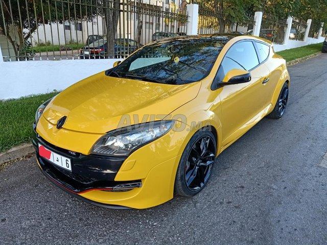 Renault Megan 3 RS sport - 2