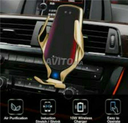 Chargeur sans fil pour voiture  - 2