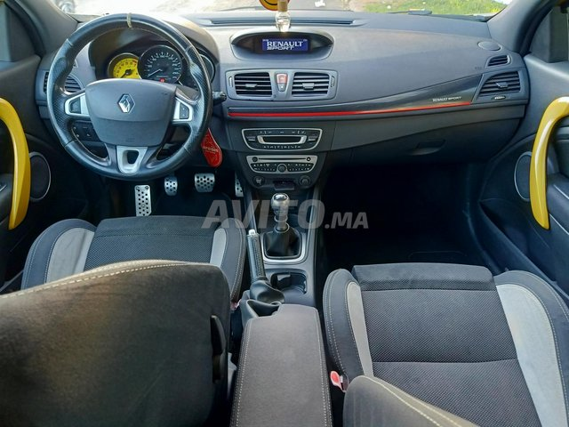 Renault Megan 3 RS sport - 7