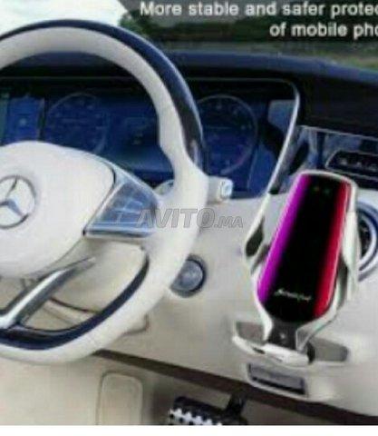 Chargeur sans fil pour voiture  - 4