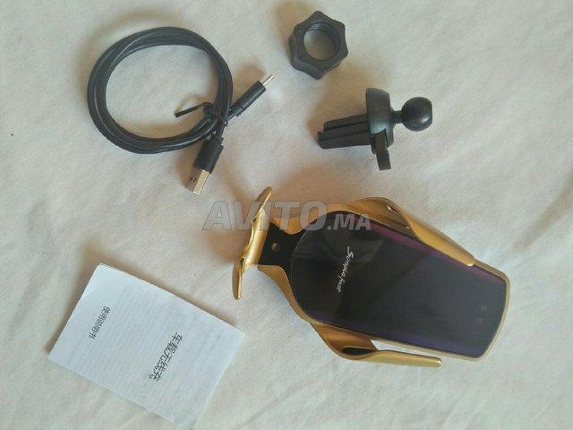 Chargeur sans fil pour voiture  - 6