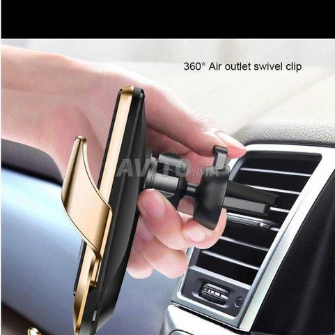 Chargeur sans fil pour voiture  - 7