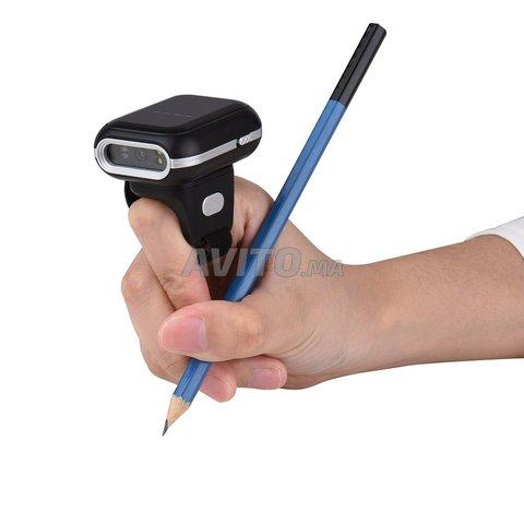 Mini Lecteur Code Barre 1D 2D Bluetooth  - 1