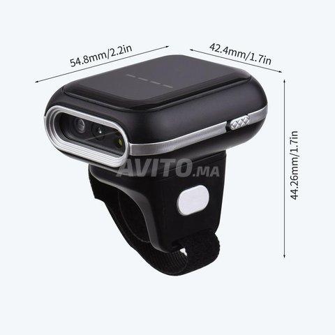 Mini Lecteur Code Barre 1D 2D Bluetooth  - 2