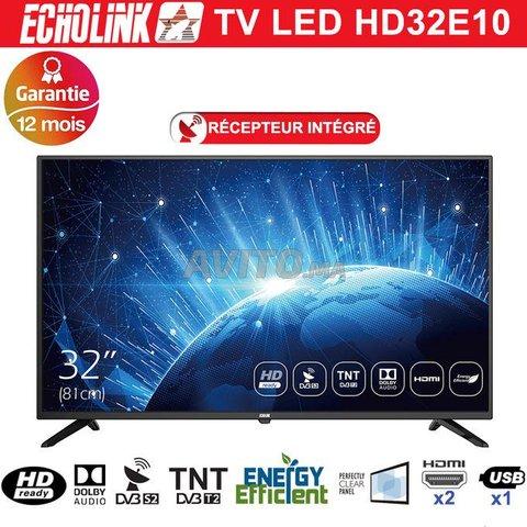 TV Echolink 32 HD32E10  Récepteur  intégré  TNT - 1