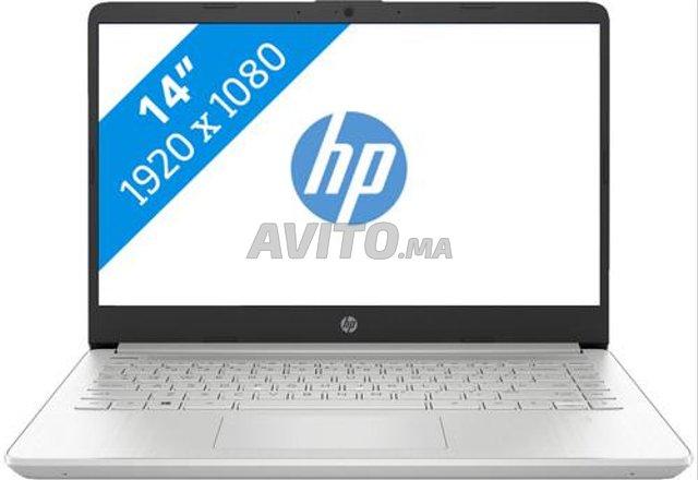 HP Laptop 14s Core i5-1035G1 Ram 8GB SSD 512GB - 1