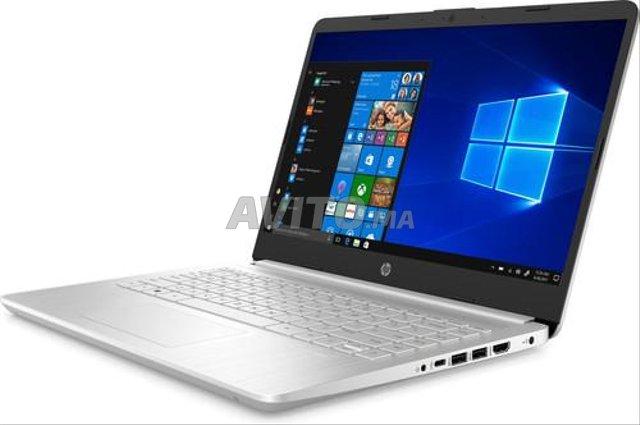 HP Laptop 14s Core i5-1035G1 Ram 8GB SSD 512GB - 5