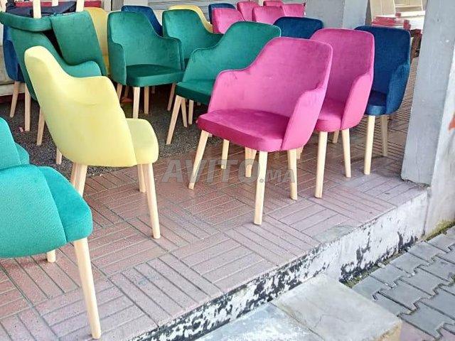 كراسي المقاهي chaise café  - 1