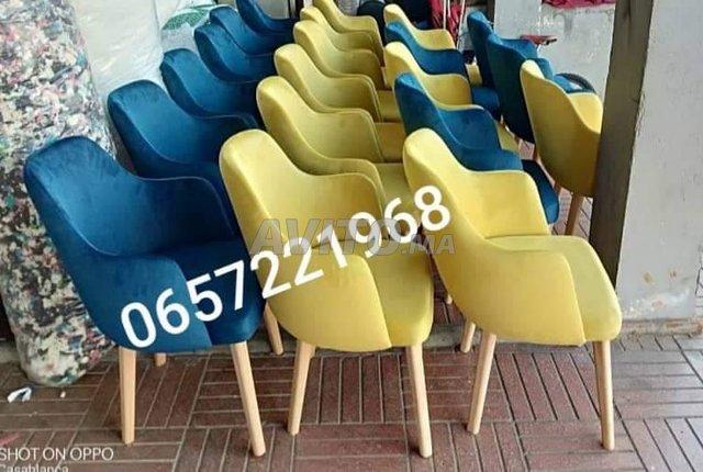 كراسي المقاهي chaise café  - 4