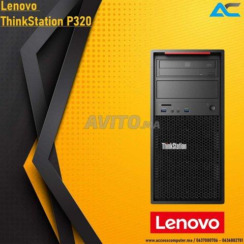 ThinkStation Lenovo P320 - 1