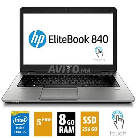 HP ELITEBOOK 840 G2 TACTILE i5 5eme - 6