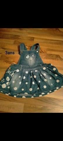 vêtements fillettes - 3