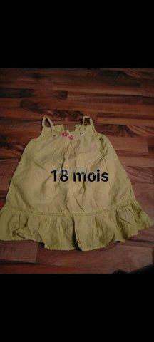 vêtements fillettes - 5
