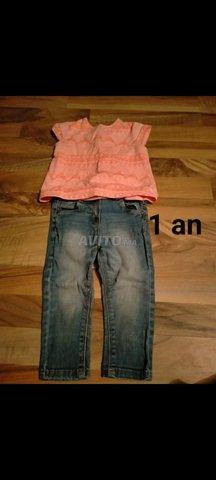vêtements fillettes - 6