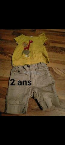 vêtements fillettes - 8