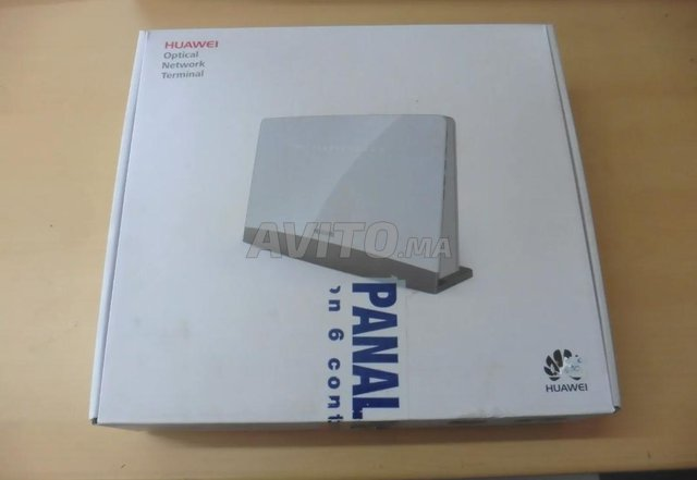 NOUVEL ARRIVAGE ROUTEURS FTTH HUAWEI IAM - 1