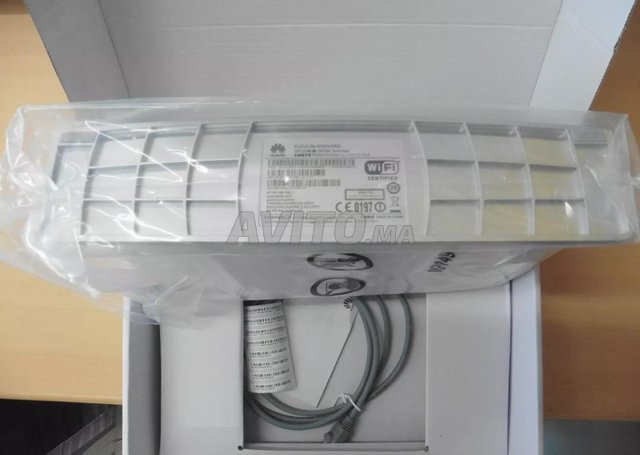 NOUVEL ARRIVAGE ROUTEURS FTTH HUAWEI IAM - 2