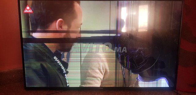 TV LIFE Max afficheur endommagé  - 2